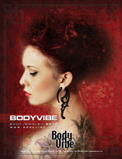 Bodyvibe 2012 Catalog